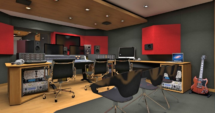 New Studio Render