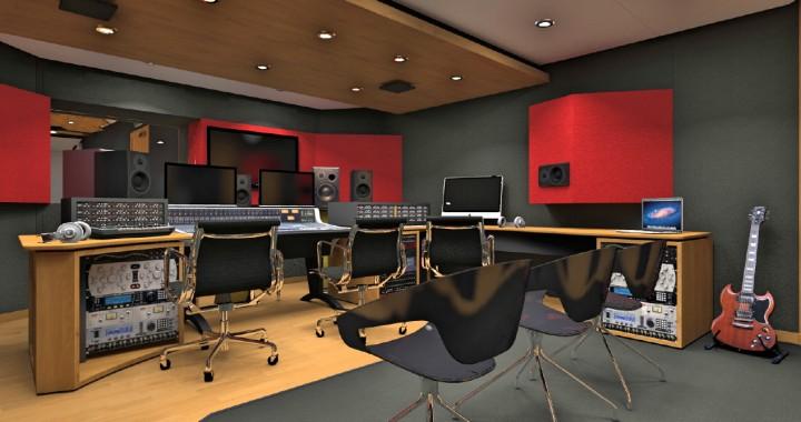 New Studio Render