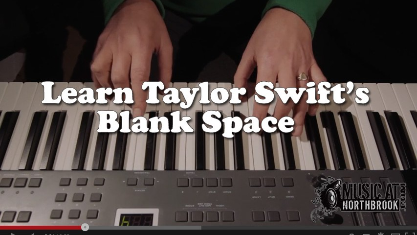 Learn Taylor Swift's Blank Space