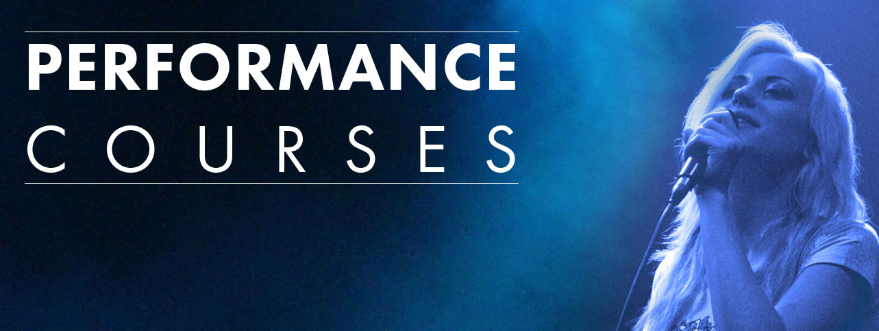 Performance courses