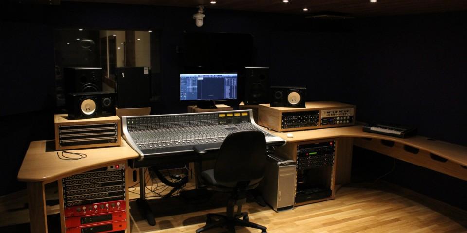 Photo of the new studios